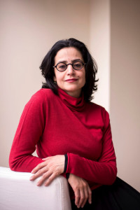 Sabiha Al Khemir, organizer of an Islamic art exhibition at the Dallas Museum of Art. Credit Karsten Moran for The New York Times