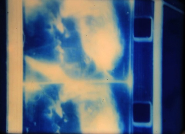 Blue movie, film still