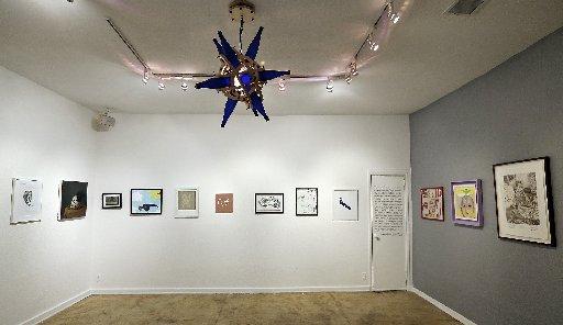 Fl!ght Gallery. Photo by Edward A. Ornelas