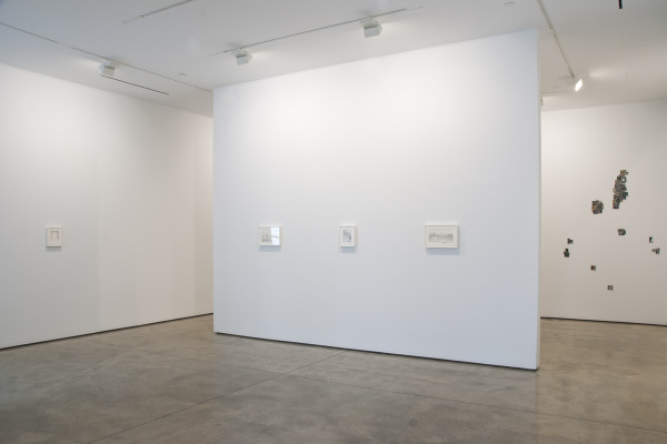 Installation view courtesy of Lora Reynolds Gallery.