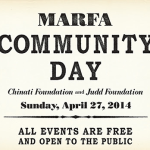 Marfa Community Day 2014