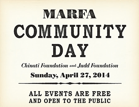 marfa community day