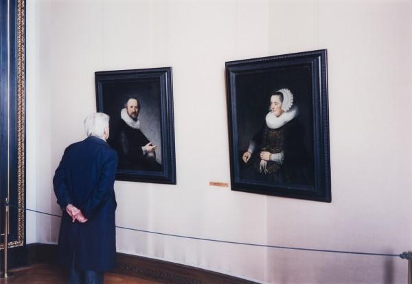 Thomas Struth  Kunsthistorisches Museum III Wien, 1989   chromogenic print   145 cm x 187 cm