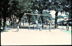 Oak Cliff Negro Park, 1966. Courtesy Dallas Morning News.