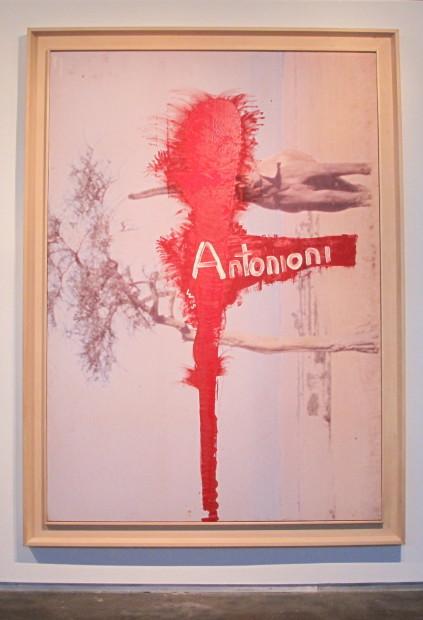 Untitled (Antonioni Was Here), 2010