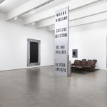 "Mark Flood's exhibition ""ARTSTAR"" at Zach Feuer Gallery, 2012"