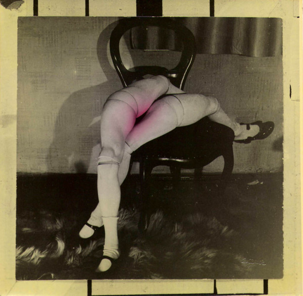 "Hans Bellmer,  ""La Bouche,"" 1936"