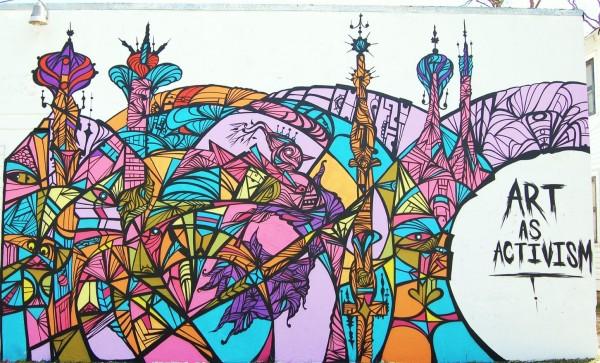 Daniel Anguilu mural