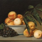 Amon Carter Gets Peale Peaches in Memory of Ruth Carter Stevenson