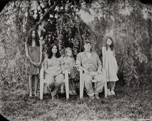 Keliy Anderson-Staley, Hannah, Kat, Maggie, Sean, Becky, 2012