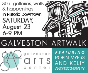 Galveston Art Center Artwalk