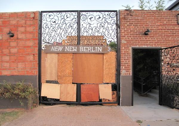 new berlin gate