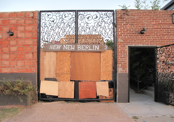 new berlin gate
