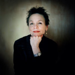 O Superman! Laurie Anderson Lectures in Houston