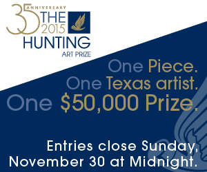 Hunting Art Prize 2015