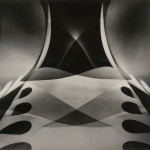 Carlotta M. Corpron; Bisymmetric Design, 1944