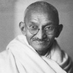 Happy Birthday, Gandhi! Texas Arts Orgs Celebrate Bapu