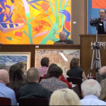 Belo Auction Sets Records for Some Texas Artists' Prices