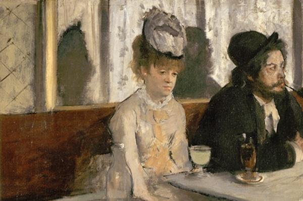 manet absinthe