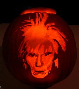 warhol_pumpkin