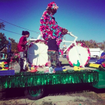 Houston Thanksgiving Parade to Honor Flower Man