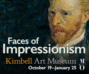 Kimbell Art Museum: Faces of Impressionism