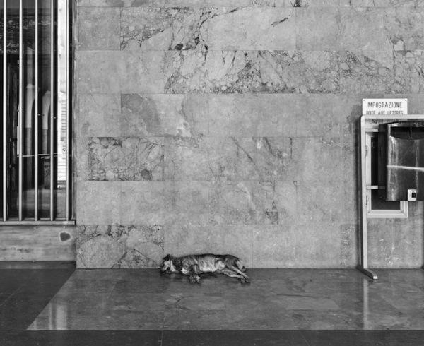 """Palermo (Palazzo Delle Poste), 2012, Archival pigment print, ed. 5, 29 1/8 x 35 5/8"""""""
