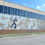 Giant Historic Houston Mural Awaits Pending Restoration