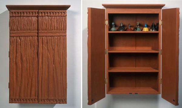 Merle's cabinet