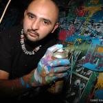 Houston street artist Gonzo247: nominee for season 2?