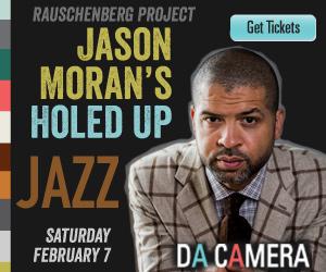 DaCamera: Jason Moran/Robert Pruitt