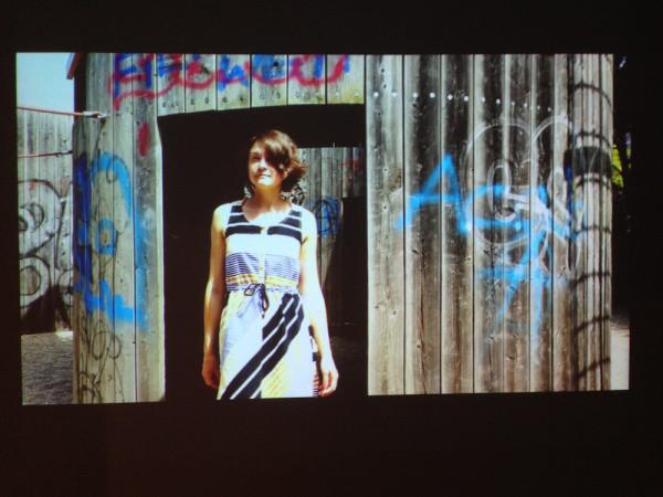 Katharina Swoboda, Zur Sache Schätzchen, 2013, HD video, 2 minutes