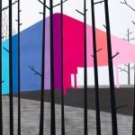 Sarah Frantz: Between Borderlands at Women and Their Work Gallery