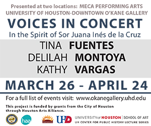 MECA and O\\\'Kane Gallery present Voices in Concert