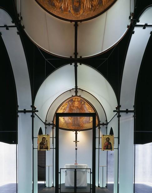 Byzantine Fresco Chapel Museum, Houston