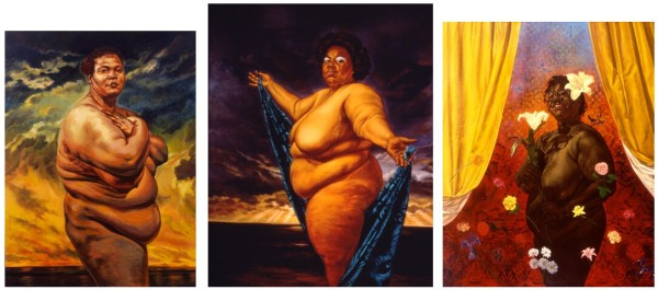 Rodriguez-Diaz_Goddess Triptych
