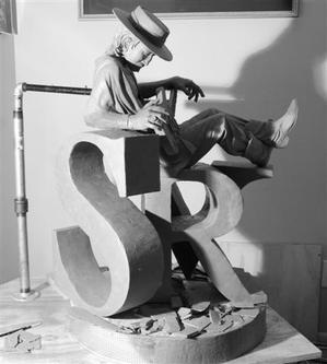 Rangel's clay model