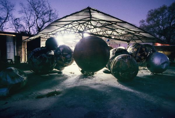 Nestor Topchy's Templo/Zocalo circa 1992