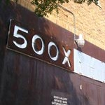 UPDATE: Two Things You Should Know About 500X Right Now: New Open Show and Project Space Rentals