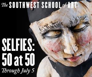 Southwest School of Art: Selfies