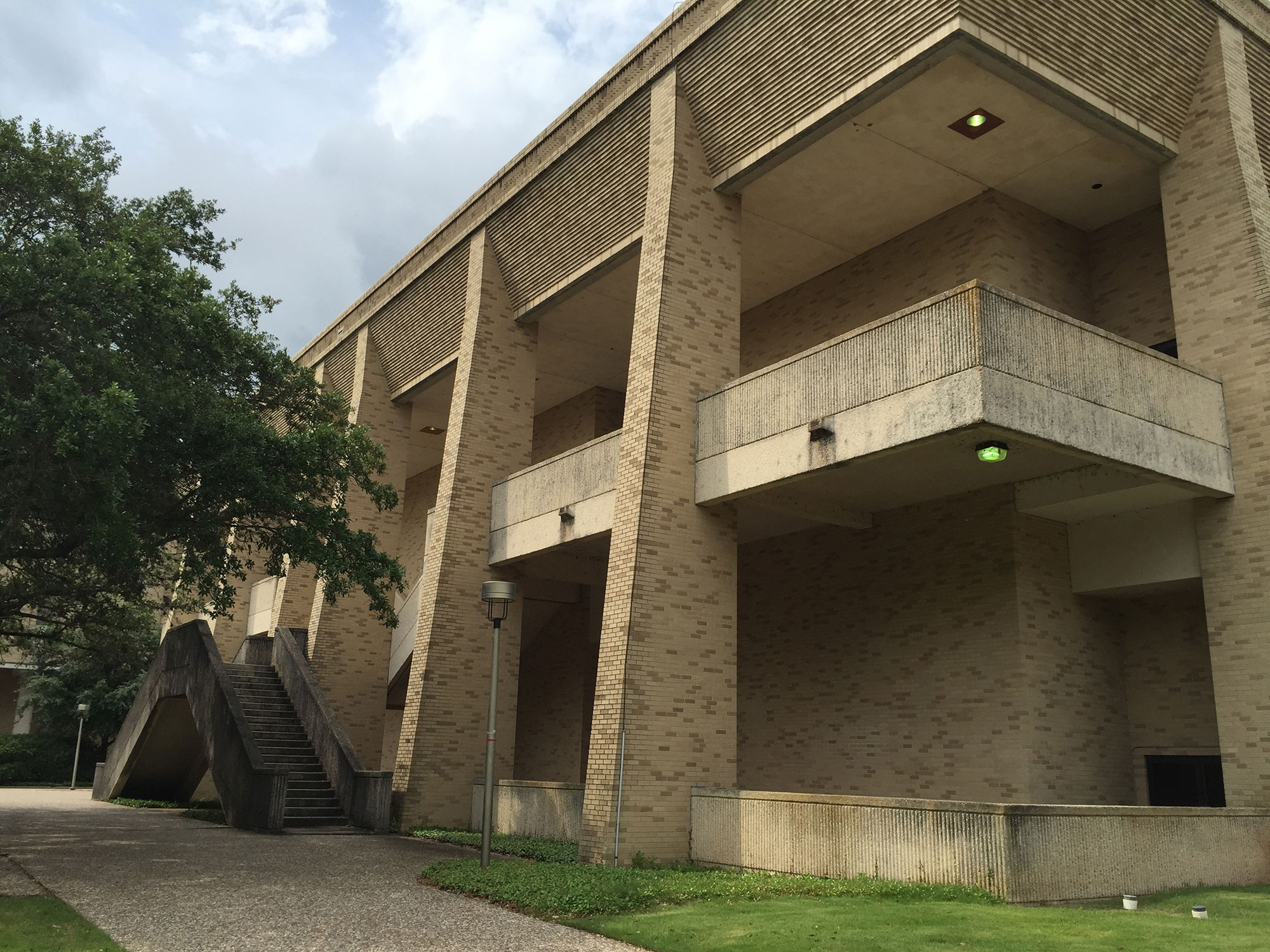 the cult of memory at texas a m glasstire am brutalist