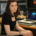 """Fleas""-- As Peter strategizes on how to handle his retrial and the next steps in his public rehabilitation, Alicia (Julianna Margulies) and Will defend an attorney arrested for murder, on THE GOOD WIFE, Tuesday, March 9 (10:00-11:00PM, ET/PT) on the CBS Television Network. Photo: David M. Russell/CBS ©2010 CBS Broadcasting Inc. All Rights Reserved."