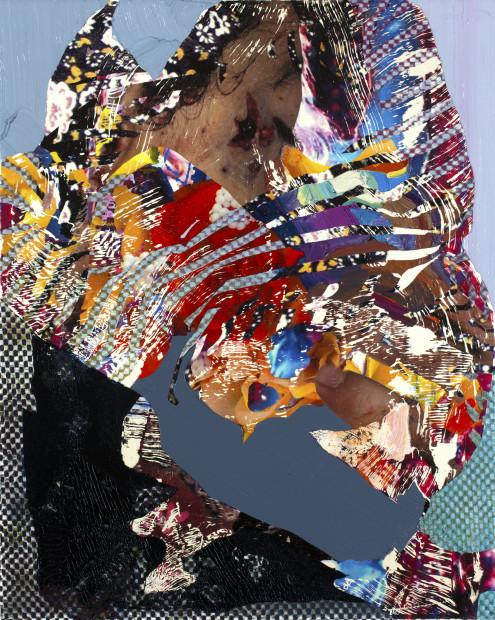 Lagacy System 14, 2015, 20 x 15, Jimmy Baker