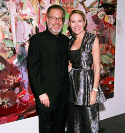Howard and Cindy Rachofsky. Photo Credit: Courtesy of the Dallas Museum of Art.