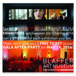 See Some Art, Get a Free Party from Blaffer