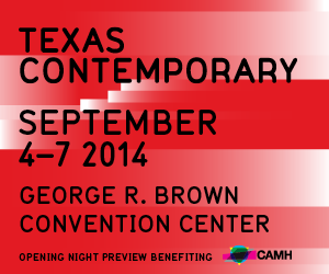 Texas Contemporary Art Fair 2014