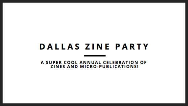DallasZineParty_WB