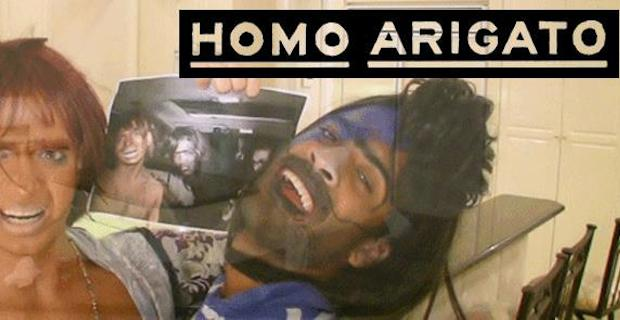 homo arigato trecartin