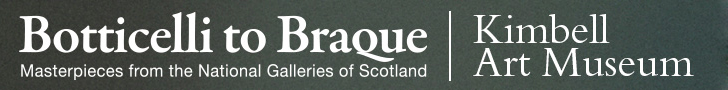 Kimbell Art Museum: Scotland