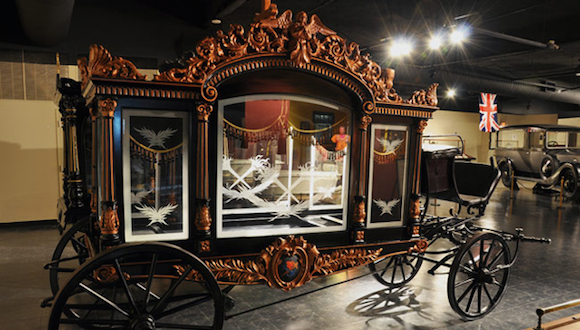 funeral museum history